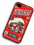 KOOLART PETROLHEAD SPEED SHOP Design For Mk 5 Ford Escort Gti Hard Case Cover For iPhone 4 4s